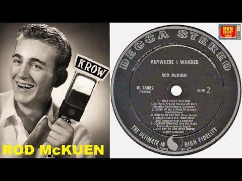Rod McKuen - Calypso Rock / Jump Up (In A Field Of Clover ) 1958