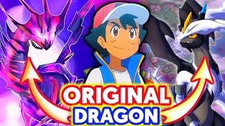 Eternatus Created Original Dragon   Strongest Legendary Pokémon   Pokémon Theory In Hindi