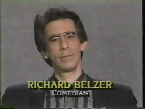 Richard Belzer talks about the Hulk Hogan incident (1990)