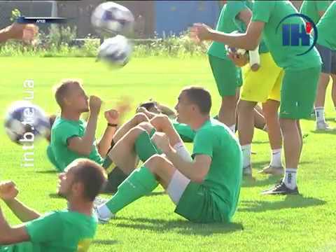 Телеканал ІНТБ: Тернопільська «Нива» перемагає лідера своєї групи і очолює турнірну таблицю