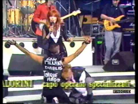 CCCP con Amanda Lear   - Tomorrow  (RAI TV 1988)