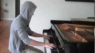 Katy Perry: Dark Horse (Elliott Spenner Piano Cover)