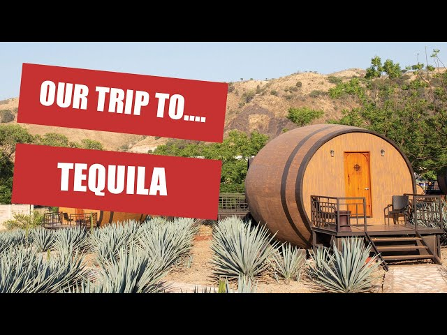 Distillery trip report of our visit to Tequila, Jalisco, Mexico - The Tequila Tester