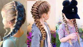 15 Cute Hairstyle Ideas For Kids ❀ Trendy Hairstyles for Kids