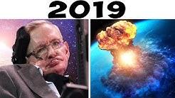 7 unglaubliche Vorhersagen von Stephen Hawking!
