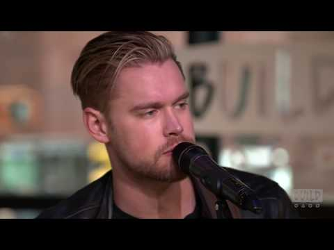 Carried Away - Chord Overstreet @ BUILD Series NYC