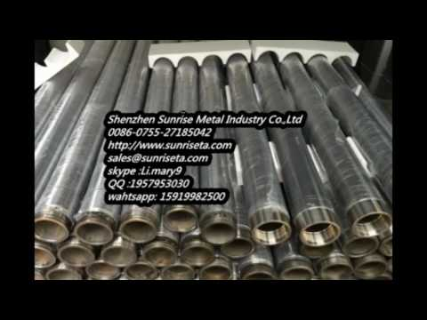 Metal Tantalum material--Spinneret tantalum sheetShenzhen Sunrise Metal Industry