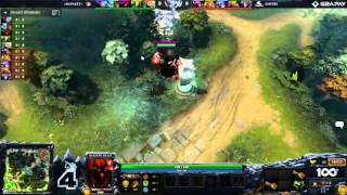 Empire vs Monkey Business - Game 1 - Summit 4 Europe - LD & WinteR
