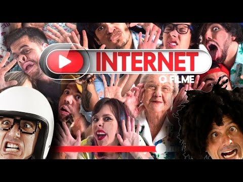 Irmãos Piologo apresentam o Trailer do Internet o Filme