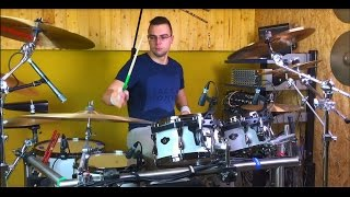 Robbie Williams Love my Life Drum Cover