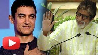 Amitabh Bachchan Praises Aamir Khan, Excited For Thugs Of Hindostan