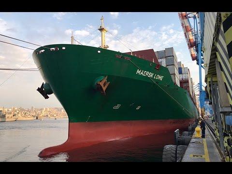 TPS conquista el servicio de la naviera más grande del mundo