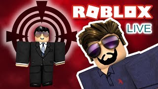 🔴 Ben and Dad Live Stream! | Roblox | Work at a Pizza Place and Assassin!