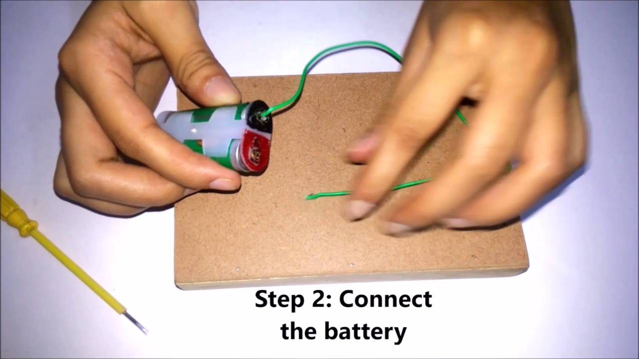 Simple Circuit Youtube Circuits For Kids To Make Hqdefaultjpg