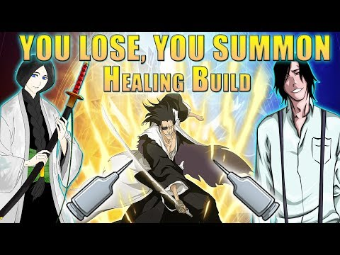 Bleach Brave Souls | YOU LOSE, YOU SUMMON (THE IMMORTAL TANK TEAM)
