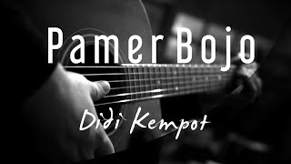 Pamer Bojo Didi Kempot Acoustic Karaoke