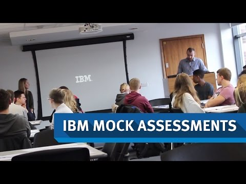 IBM Mock Assessments - Hull University Business School