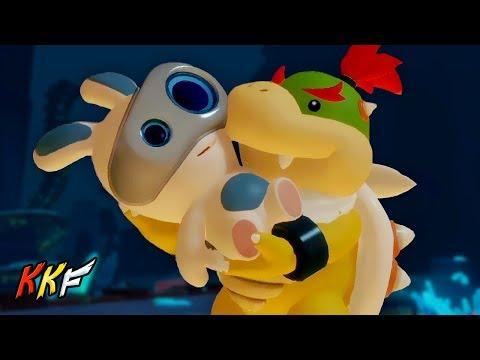 Lava Pit-Challenge 2: It's Dangerous To Go Alone - Mario + Rabbids Kingdom Battle
