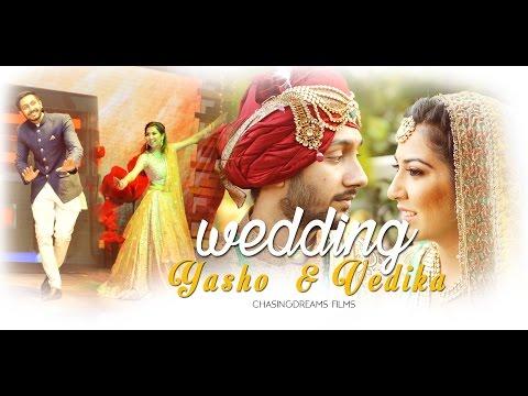 Vedika & Yasho  Highlights Film MP4 Full HD
