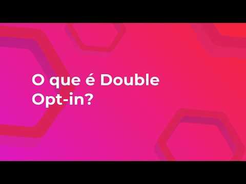 09 - O que é double opt-in