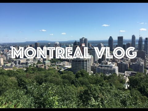 Montreal Vlog (Part 2) Olympic Park and Mount Royal!