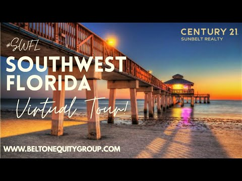 #SWFL Southwest Florida Virtual Tour - Why You Need To Buy A Home In SWFL!!
