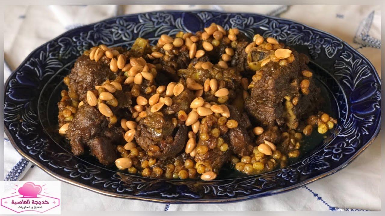 #وصفات#عيد#الأضحى  مروزية اللحم المغربية تقليدية  لذيذة و معلكة على حقها و طريقها 👌