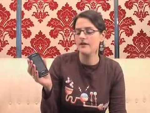 Shiny Video Review: Samsung F700