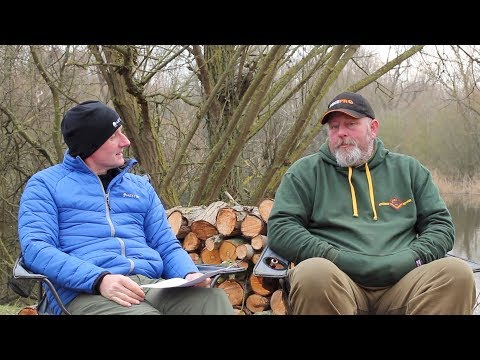 Gordy Howes Interview, And Lure Fishing For Perch