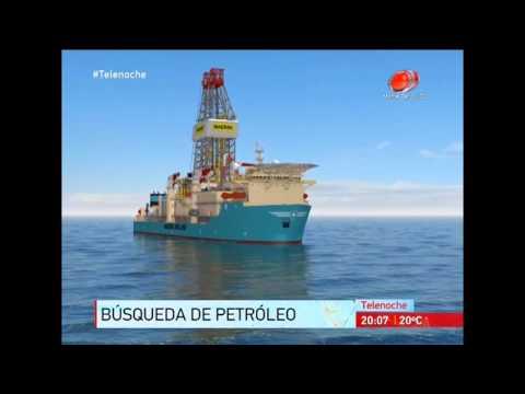 Busqueda de petroleo en Uruguay.   (24316)