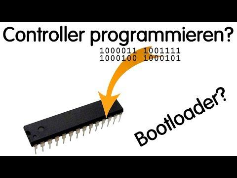 📝 Wie Programmiert Man Einen Mikrocontroller 💡 Arduino, Bootloader Und Co.