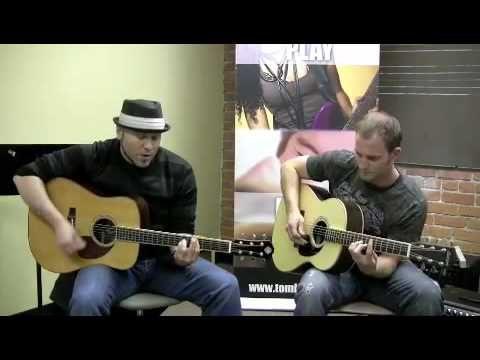 Tom Lee Music Presents: Rough Mix #107  Songwriters Circle Series #1 w/ David Anthony