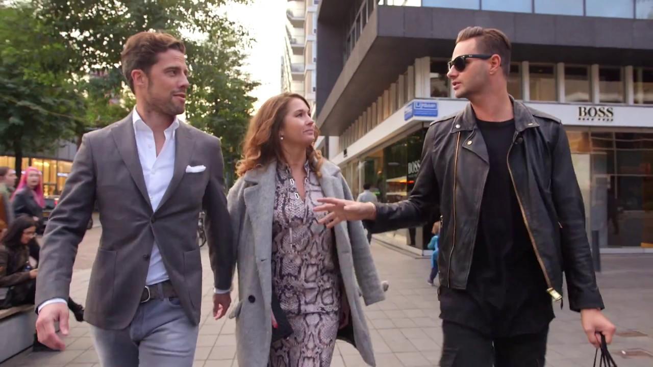 High end fashion district rotterdam miljonairsweekend met for Fred rotterdam