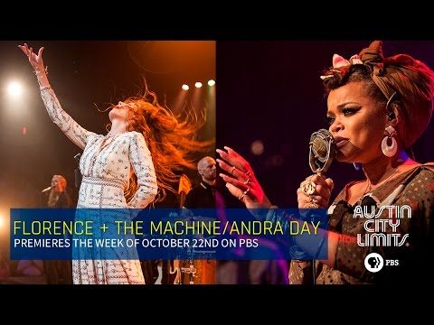 Florence + The Machine and Andra Day on Austin City Limits!
