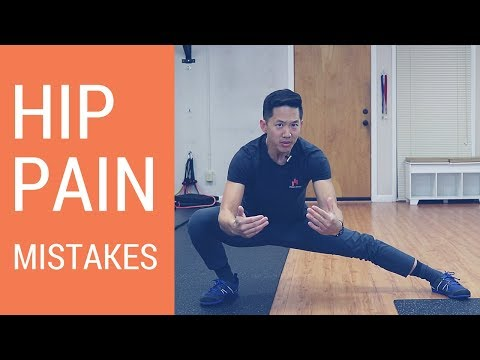 Hip pain relief: top 3 mistakes (labral tears, arthritis, FAI)