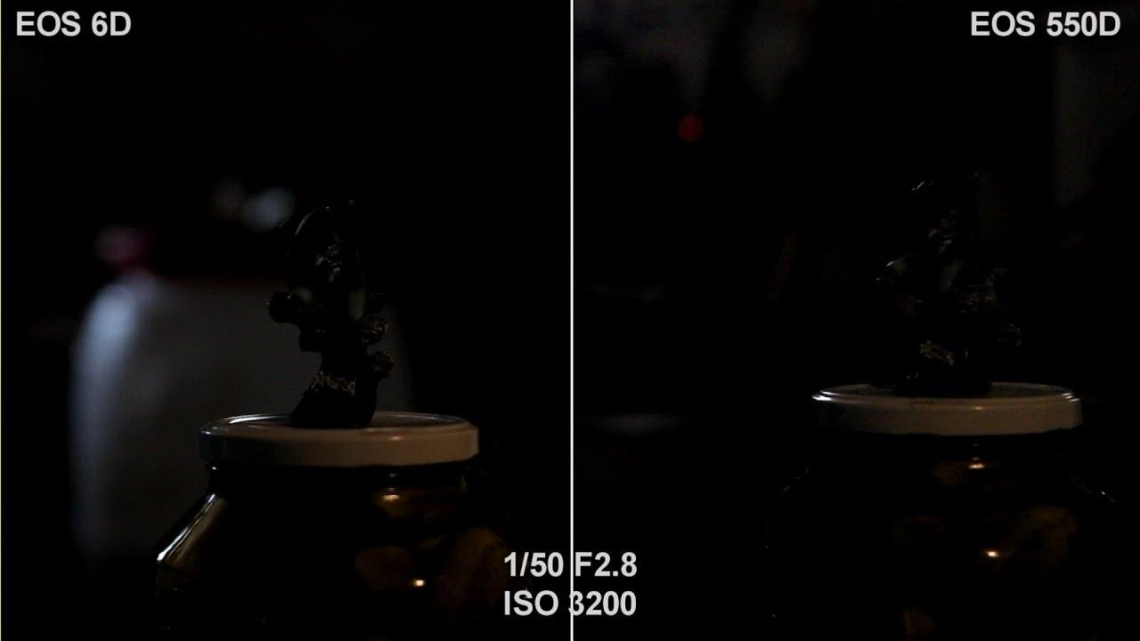 Canon 6D vs Canon 550D - High ISO Test / Low Light Test  sc 1 st  YouTube & Canon 6D vs Canon 550D - High ISO Test / Low Light Test - YouTube azcodes.com