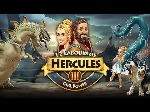 12 LABOURS OF HERCULES III: GIRL POWER Gameplay |