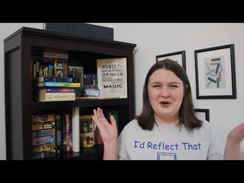 Channel Intro: New to Booktube Tag & BookTube-A-Thon TBR!
