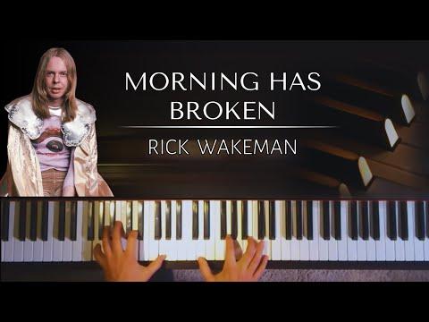 Morning Has Broken (acc. Rick Wakeman's version) + piano ...