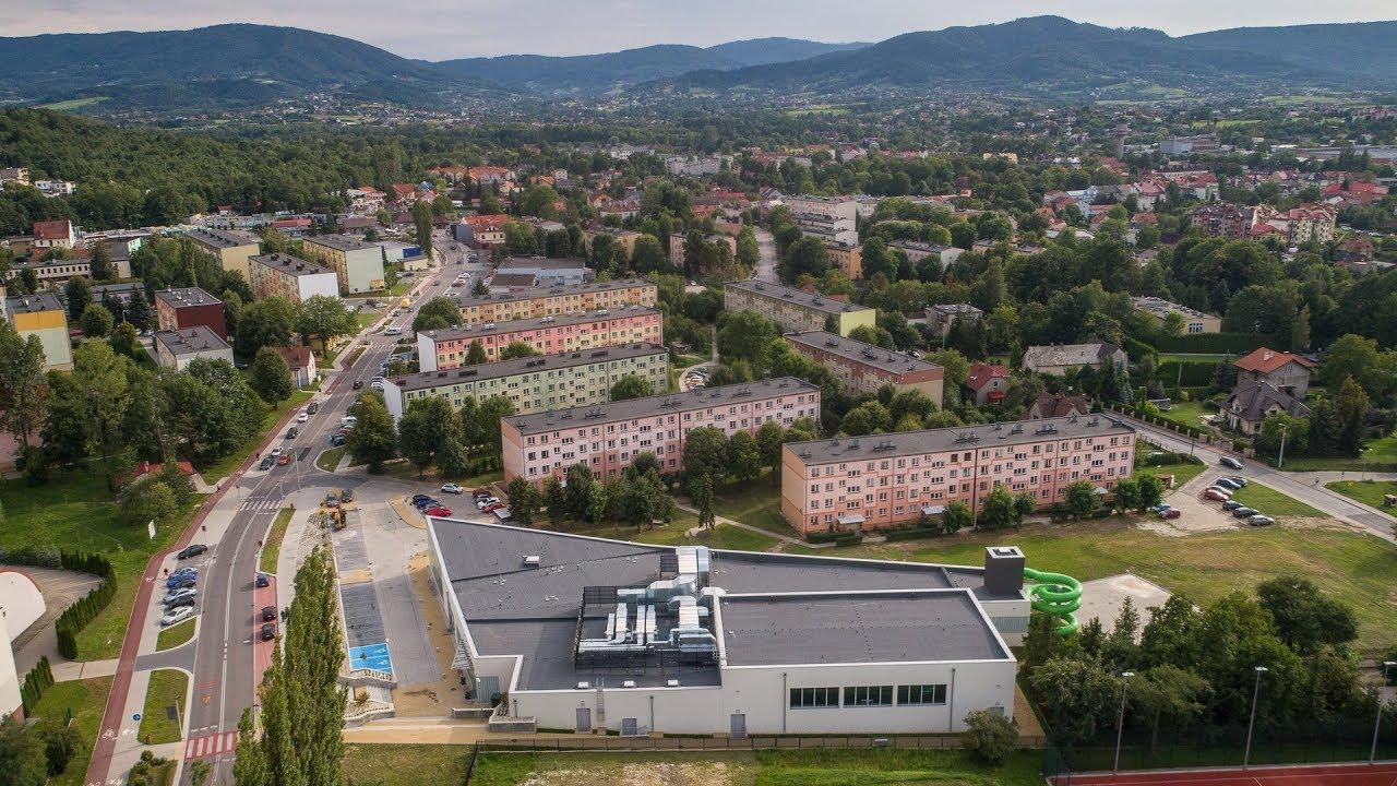 Budowa Krytego Basenu w Andrychowie