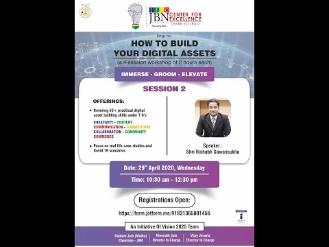 how-to-build-your-digital-assets-2nd-session-by-shri-rishabh-sawansukha