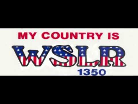 """Rick Allen 1350 WSLR """"Whistler"""" 1988 Akron Ohio Radio Aircheck"""