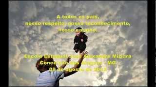 AMIGO VELHO - A Turma do Balão Mágico - Homenagem aos Pais