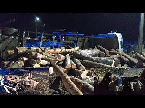Személygépkocsi és kamion balesete 2019.01.24