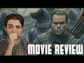 The Great Wall - MMJ Movie Review