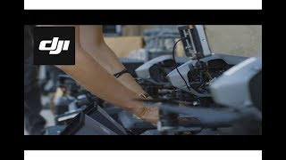 DJI – Behind the Scenes - On Set with the Inspire 2