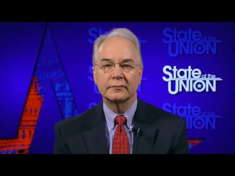 Thumbnail: Tom Price full 'State of the Union' interview