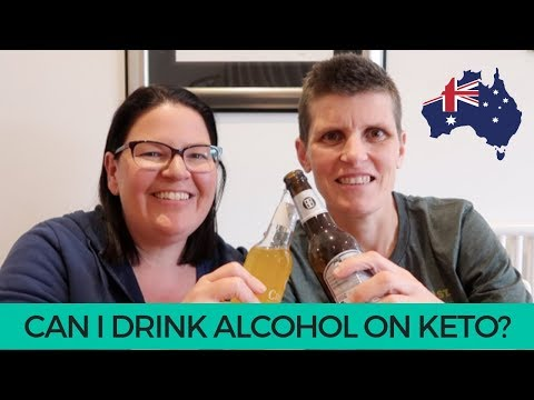 Alcohol On A Keto Diet | Best Australian Options