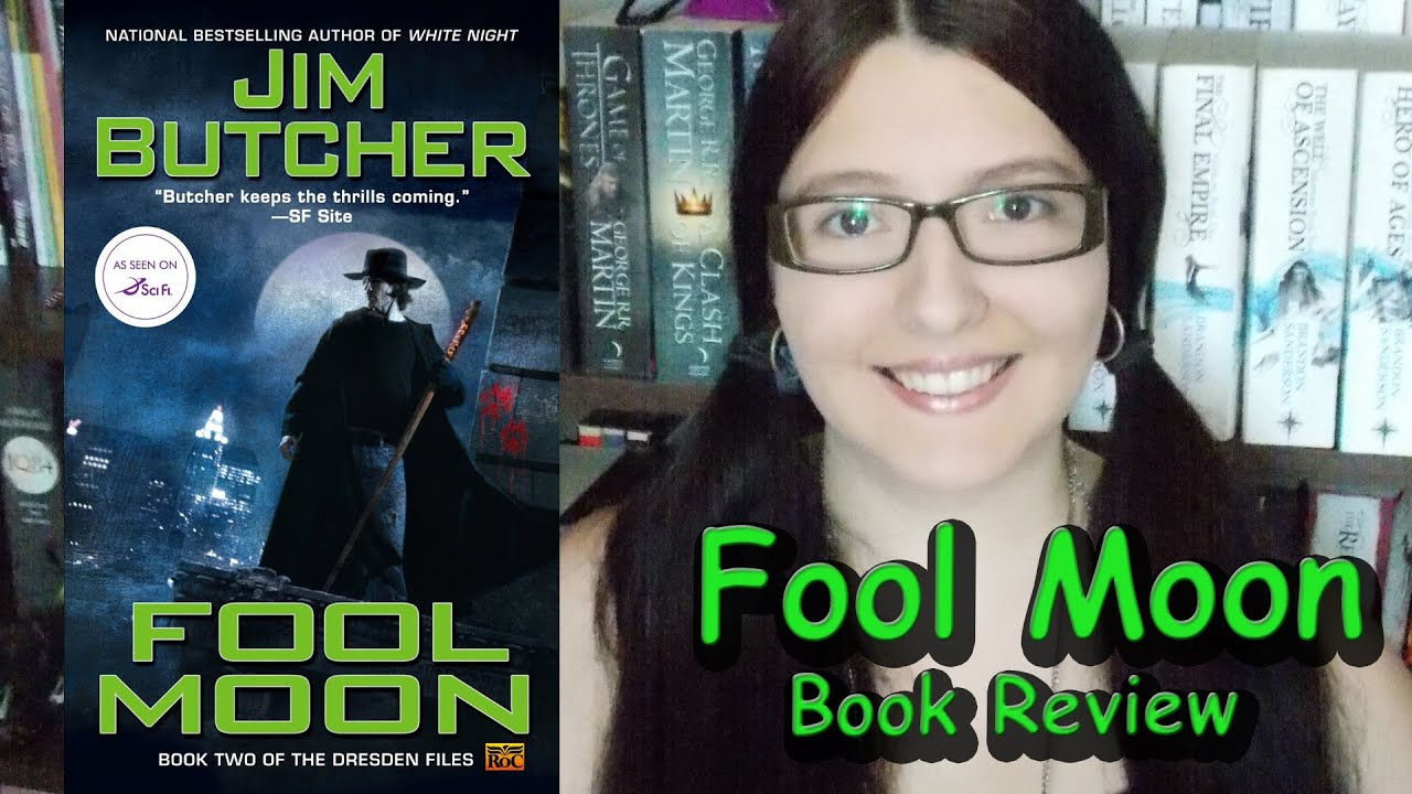Fool Moon (review) By Jim Butcher