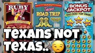 $40 IN LOTTERY TICKETS! HAS THIS EVER HAPPENED TO YOU? Texas Lottery Scratch Off Tickets